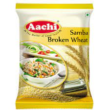 Sambha Broken Wheat