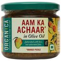 Olive Oil - Mango Pickle